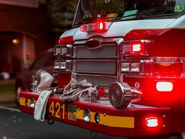 NJ Fire Chief Sexually Harassed Teen Volunteer