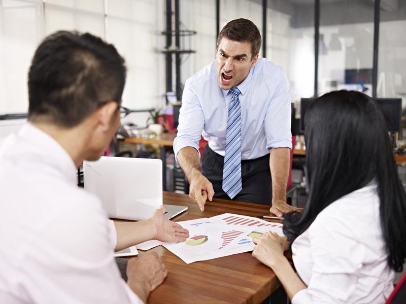 Why Bosses Bully: the Psychology of Supervisor Harassment