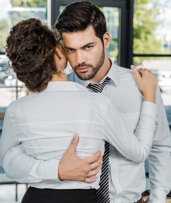 Hugging at Work – Workers Demand End to Forced Hugging