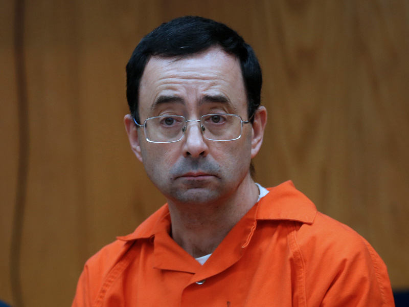Nasser Lawsuits Force USA Gymnastics Bankruptcy Filing