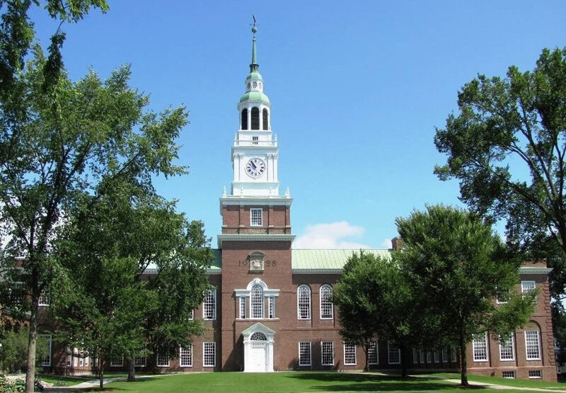 Dartmouth College Reaches $14 Million Sexual Harassment Settlement